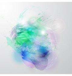 Unique background vector