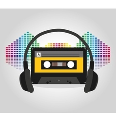 Music entertainment poster classic vector
