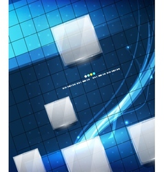 Glue geometry lines background vector