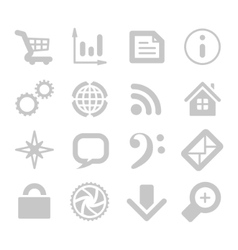 Icon apps vector