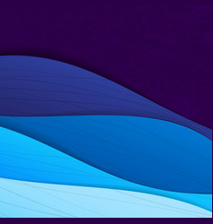 colorful abstraction vector image