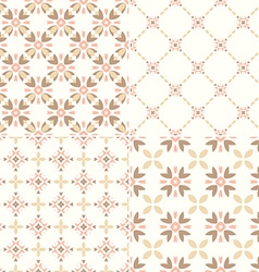 Simple patterns vector