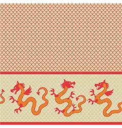 cultural wallpaper vector image