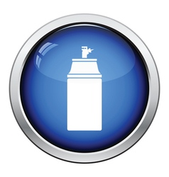 Paint spray icon vector