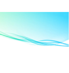 Bright gradient fade lines border layout template vector