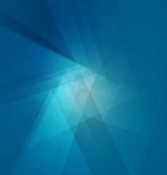 Abstract blue background for design vector