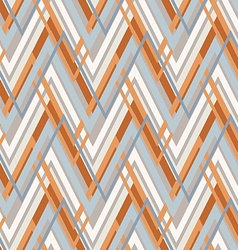 zig zag pattern ethnic seamless ornament vector image vector image