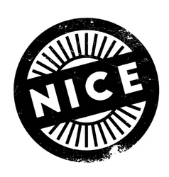 Nice stamp rubber grunge vector