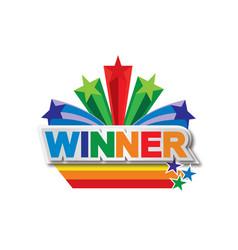 Winner design vector