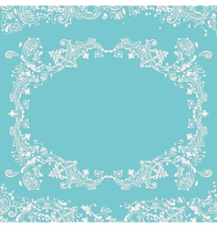 Frame fancy vector
