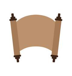 Traditional torah image vector
