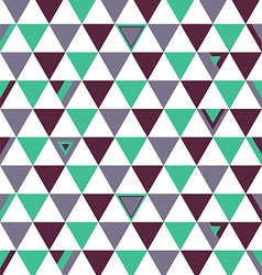 Spain top colors background triangle polygon vector