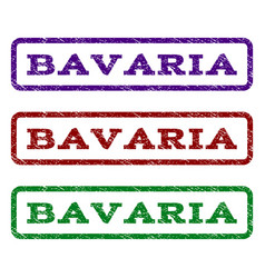 Bavaria watermark stamp vector