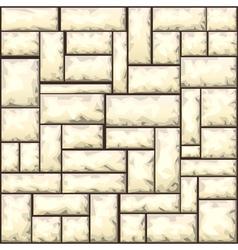 Sand stone seamless pattern vector