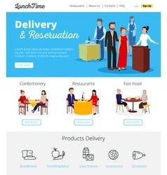 1607i118004Sm005c11restaurant infographics vector image