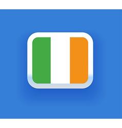 Flag of Ireland vector image