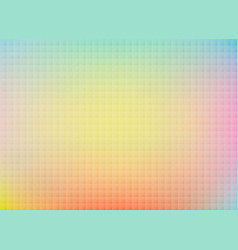 abstract colorful background image blurred pixel vector image vector image
