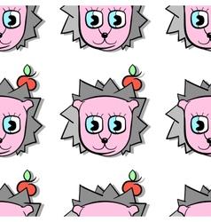 AnimalsPattern vector image