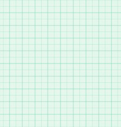 Millimeter paper seamless vector image vector image