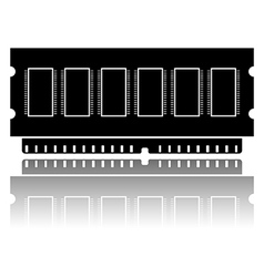 Ram silhouette vector