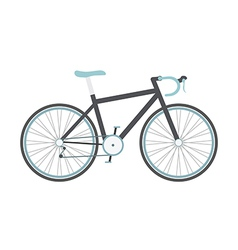 roadbike vector image
