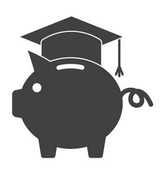 College savings plan vector