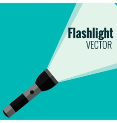 Flashlight vector