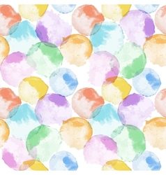 Watercolor pattern vector