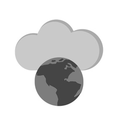 Global cloud vector