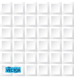 tiles square pattern vector image vector image