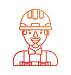Working man vector