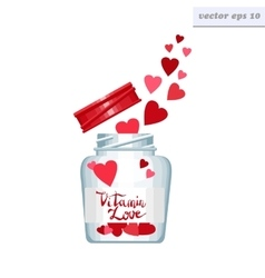Vitamin love can vector