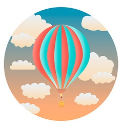 Balloon detailed vector