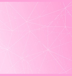 Bright pink gradient layout with distressed vector