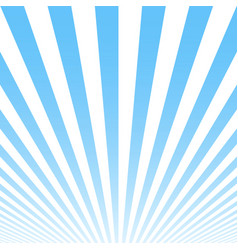 Blue striped summer background vector