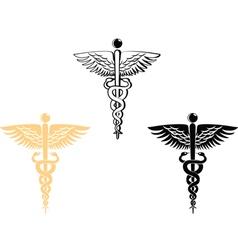 medical symbol vector image vector image