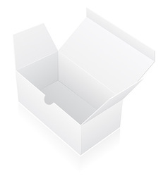 packing box 22 vector image vector image