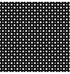 squares geometric seamless pattern vector image vector image