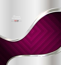 Abstract technology background template vector