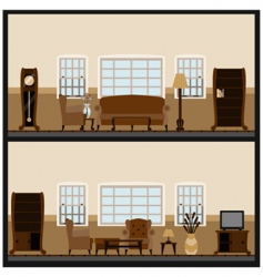 furniture vector image