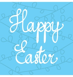 Stock happy easter design isolated vector