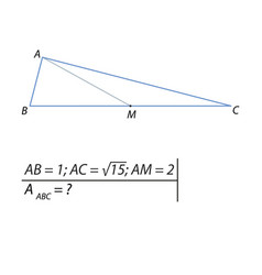 a geometrical problem for vector image vector image
