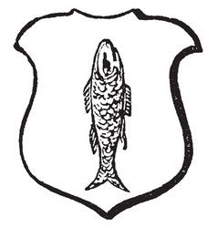 Haurient have a fish in a perpendicular direction vector