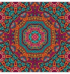 Abstract geometric ethnic pattern ornament vector