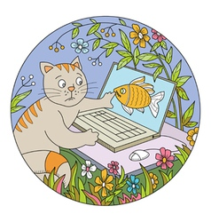 Cat and comp vector