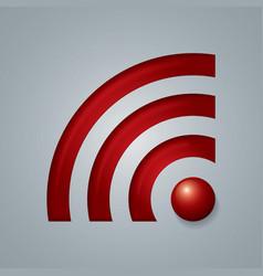 Wireless network symbol object vector