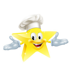 best chef concept vector image