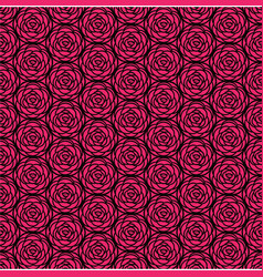 Boho pattern with beautiful design 4 vector