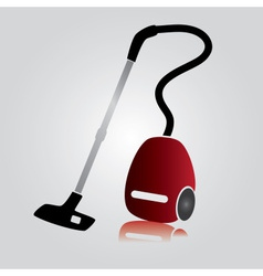 vacuum cleaner eps10 vector image vector image