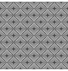 Optical art seamless pattern vector